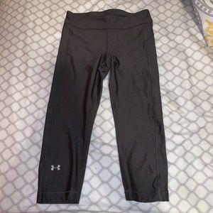 Under armor grey drifit leggings